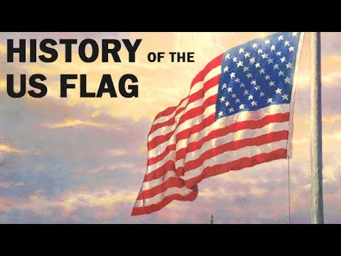 History & Evolution of the American Flag   Documentary   1964