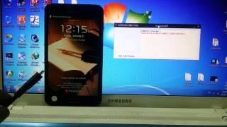 TO FORCE ENTER DOWNLOAD MODE VIA USB (Samsung)