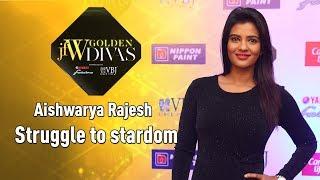 JFW Golden Divas - Aishwarya Rajesh Struggle to Stardom