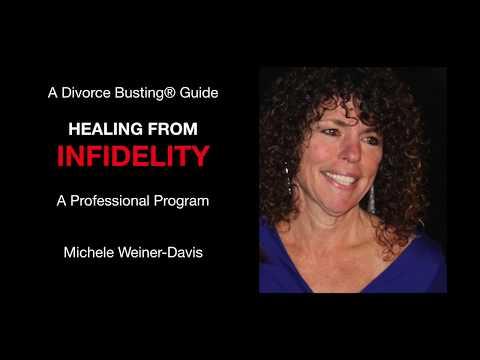 Michele Weiner Davis' Healing From Infidelity for Professionals Program