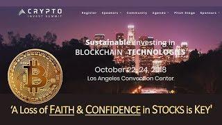 NOVEMBER, A Loss of FAITH & CONFIDENCE in World STOCKS is