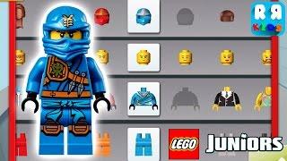 LEGO Juniors Create & Cruise - Lego Ninjago Jay Part 9