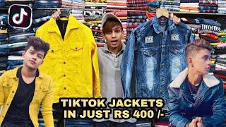 Trending Tiktok😍Jackets Like Riyaz,Luckydancer In Just Rs 400 /- | Winter Denim Jackets Like Tiktok