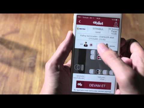 Video of oBilet - Otobüs Bileti