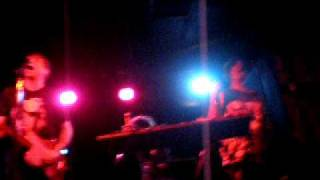 "Young Galaxy- ""Peripheral Visionaries""- Live @ CMW"