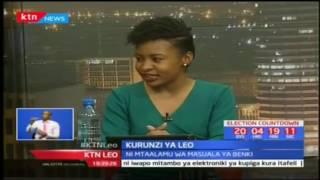 Mgombea mwenza wa Japeth Kaluyu-Muthiora Kariara atoa zamu yake