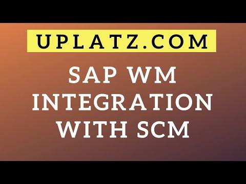 SAP WM Integration with Supply Chain Management l SAP WM ...