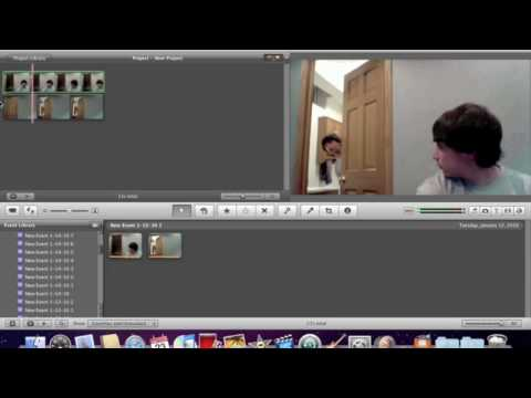 how to make a youtube poop with imovie