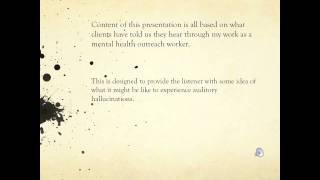 Αυτές είναι οι «φωνές» που ακούει στο κεφάλι του ένας σχιζοφρενής (βίντεο)