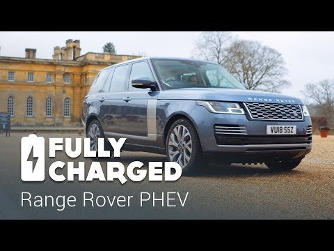 Range Rover PHEV | Fully Charged