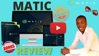 Matic Review - Get 50x traffic to your business