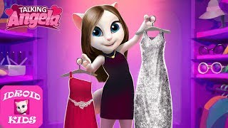 My Talking Angela Gameplay Level 670 - Great Makeover #466 - Best Games For Kids