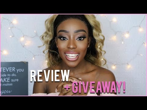 NOT EVERYDAY BLACK HAIR | YOLISSA HAIR REVIEW + GIVEAWAY! (CLOSED!)