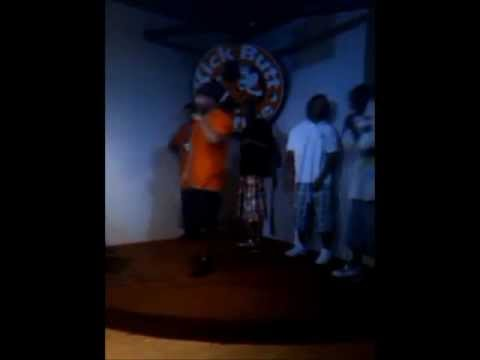""" Da Nite "" Live Performance !!  Lil D Barry B & T-wiz DSKent."