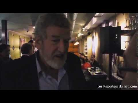 Vidéo de Patrick Préjean