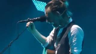 Radiohead   The Numbers Live @ Paris 24052016