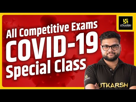 SI Interview Special |  Covid-19 Special Class | By Kumar Gaurav Sir