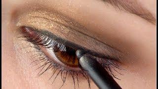How to Apply Eyeliner - Eyeliner Tutorial For Beginners
