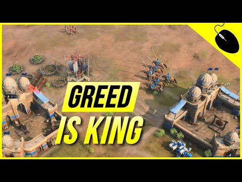 Age of Empires 4 - GREED Is King