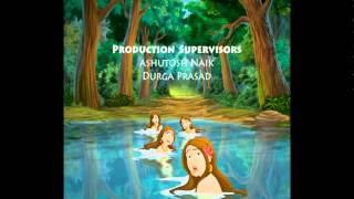 Krishana Makhan Chor Cartoon Network Title Song