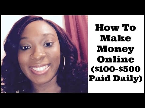 How To Make Money Online Fast Easy – Legit Make Money Online Fast From Home Earn $1000 A Week