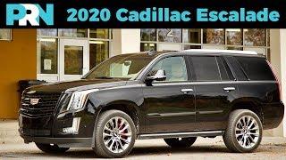 2020 Cadillac Escalade Platinum Review