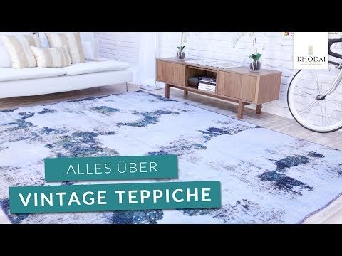 Vintage Teppiche & Patchwork Teppiche - khodai.de