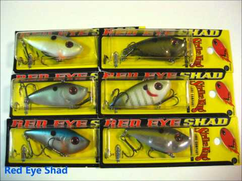 New Tackle & Lures For 2012 Bass Fishing