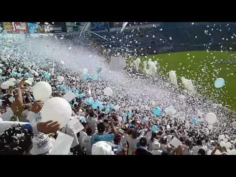 """""""Impresionante Recibimiento A Alianza Fc En La Final Contra Tecla"""" Barra: La Ultra Blanca y Barra Brava 96 • Club: Alianza"""