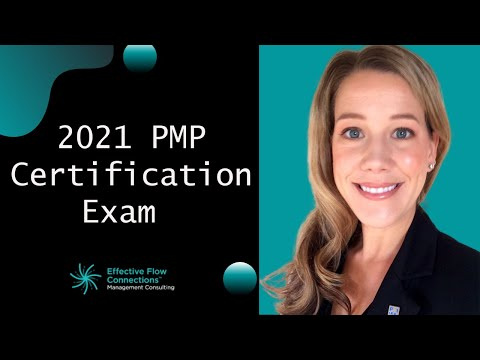 2021 PMP Certification Exam Updates - In Less Than 20 Minutes ...