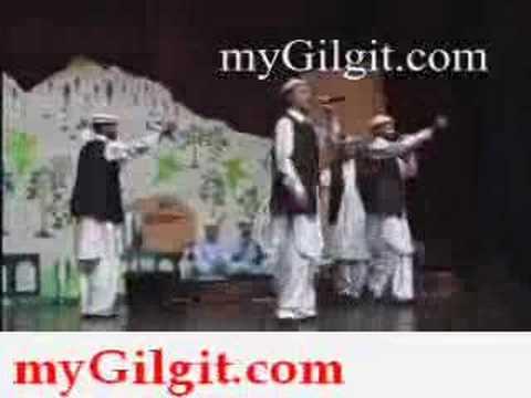Skardu Balti video Song - KIU show in Gilgit