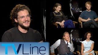 Game of Thrones Stars' Hilarious Fan Encounters! | TVLine