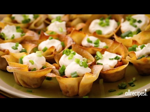Appetizer Recipes – How to Make Sausage Flowers
