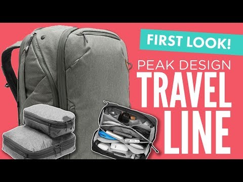 Review: Peak Design Travel Backpack and Packing Tools