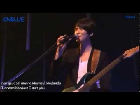 CNBLUE -  Sweet Holiday (engsub)