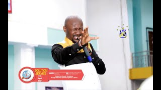 RAIN OR DEW? By Apostle Johnson Suleman (Solution Service - 9th April 2021)