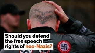 Should you defend the free speech rights of neo-Nazis? | Nadine Strossen