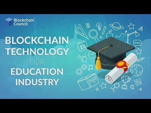 Blockchain Use Case #3 | Education Industry | Blockchain Council
