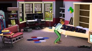 The Sims 3: University Life video