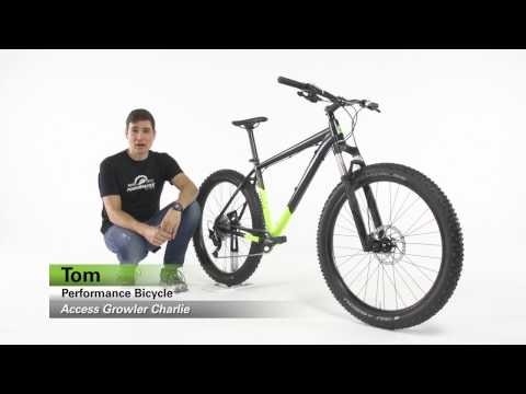 Access Growler Charlie 27.5+ Mountain Bike Review By Performance Bicycle