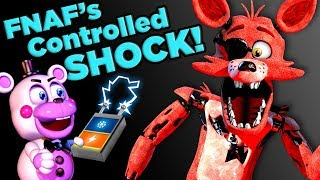 FNAF AR, Can Your Phone STOP a Killer Animatronic? | The SCIENCE of...FNAF Special Delivery
