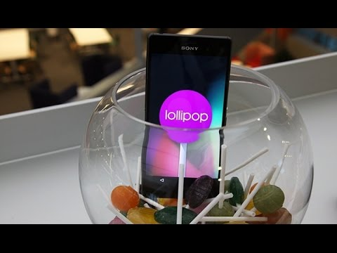 Sony Xperia Z3 Lollipop, Video Recensione