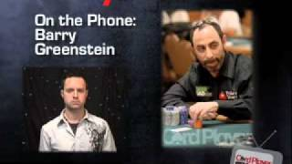 Poker Buzz -- Barry Greenstein On The NAPT Venetian