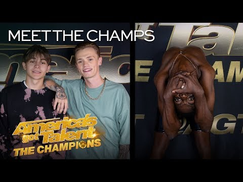 Bars and Melody and Strauss Serpent Are Going To SHOCK America – America's Got Talent: The Champions