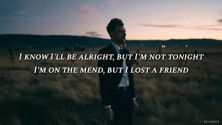 I Lost A Friend Audio 8D Lyric   Finneas