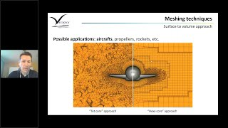 Novelties for CAD preparation & unstructured meshing in OMNIS™