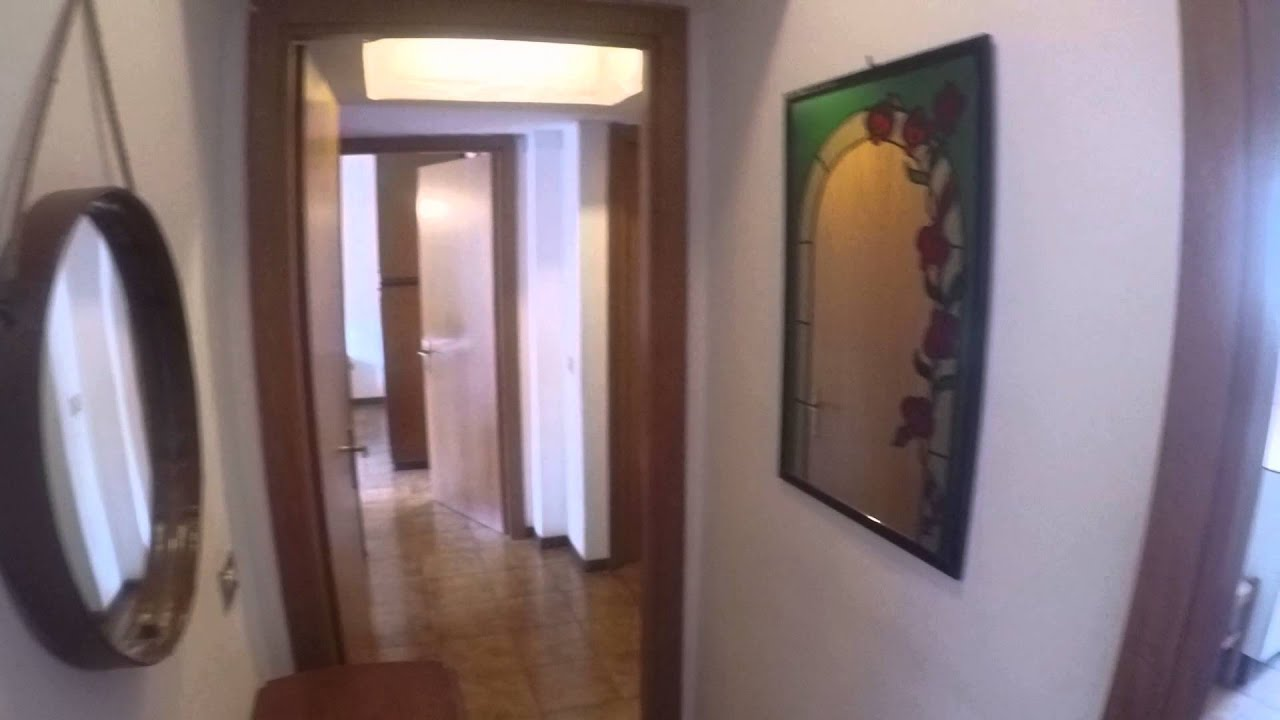 Double Bed in Charming Bedrooms For Rent in  Apartment near Cinecittà