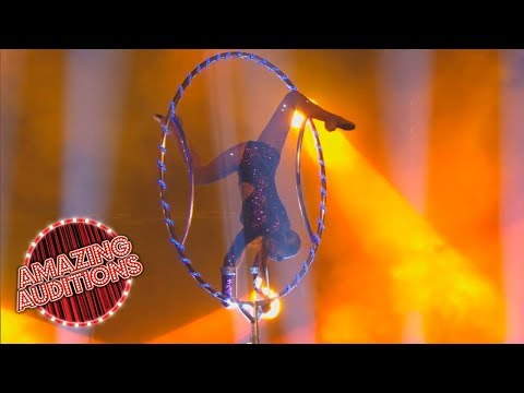 America's Got Talent 2014 - The Most Dangerous Acts of the Year 1/2 (видео)