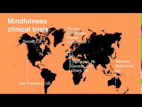 """""""The Science of Mindfulness"""" Dr. Mark Williams"""