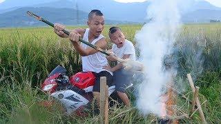 Gà Đồi Hun Khói - Mao Ca Chơi Lớn Cắt Lúa Hun Gà ( Món Ăn Thất Bại Nhất Từ Trước Đến Nay )